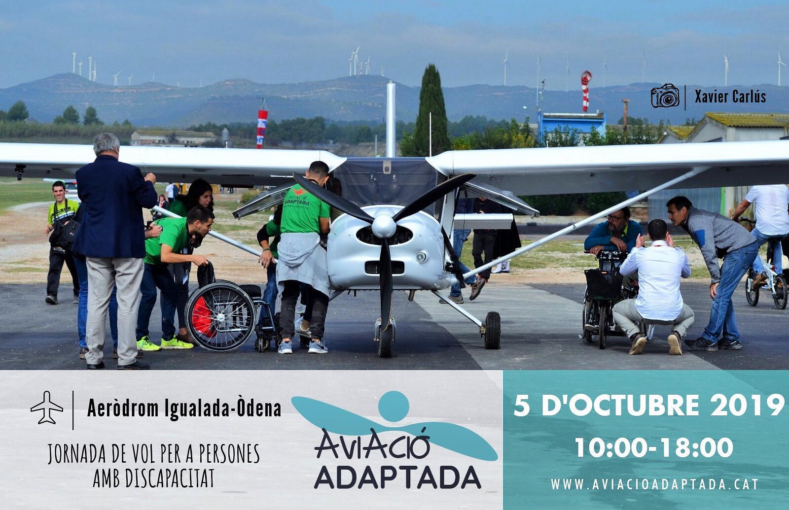 Jornada d'Aviació Adaptada