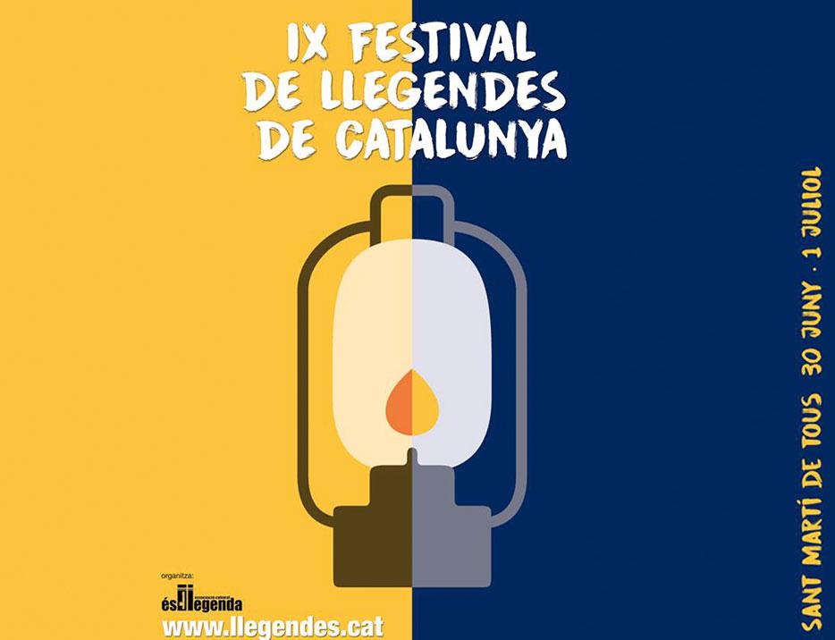 IX Festival de Llegendes de Catalunya