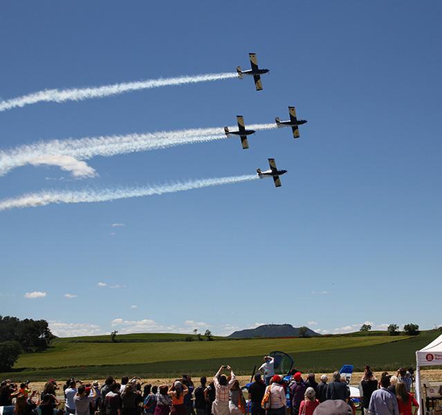 Aerosport, la Festa del Cel
